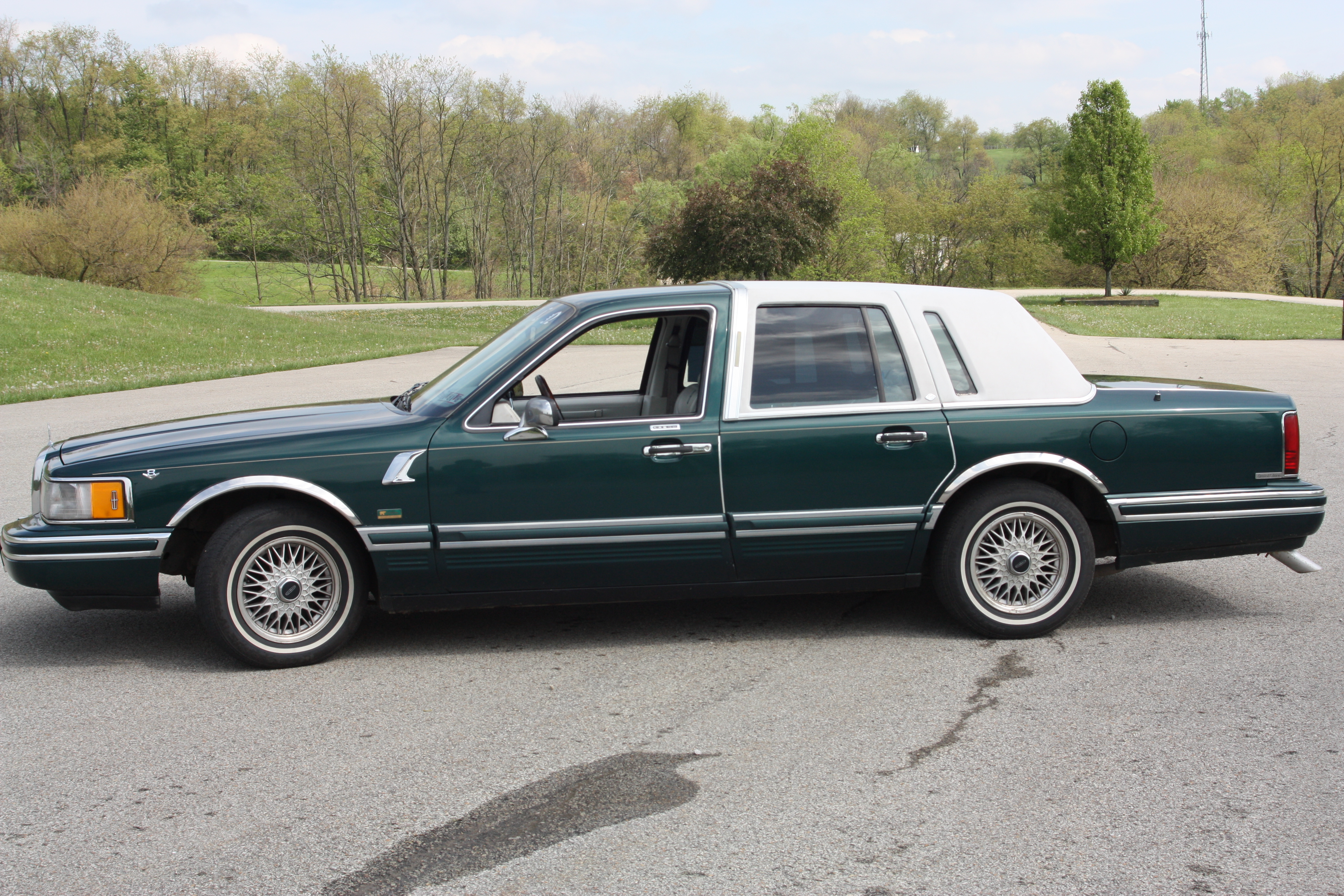 Greggmillar 1992 Lincoln Town Car Specs Photos Modification Info