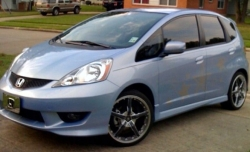 ricerchicks 2009 Honda Fit