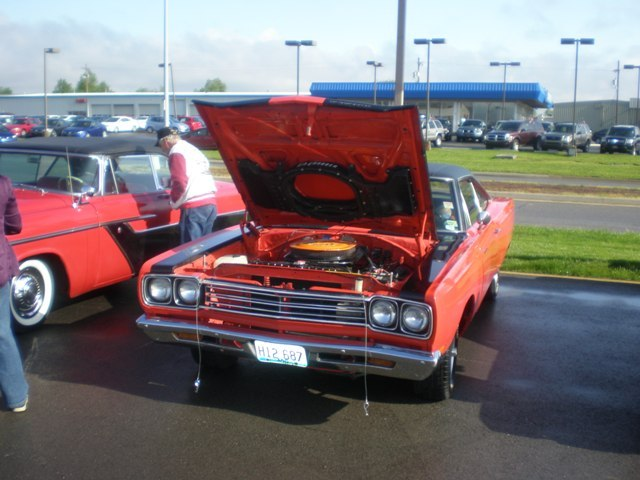 moparstuart's 1969 Plymouth Roadrunner