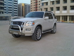 dubai_guys 2008 Ford Explorer