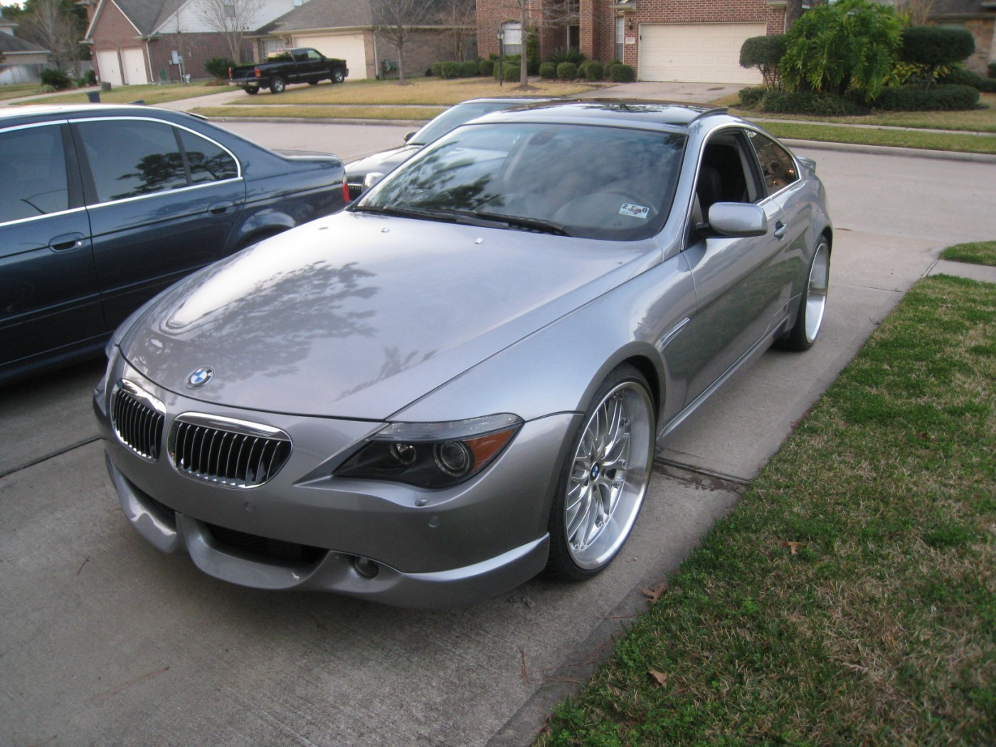 bimmercoholic 2005 bmw 6 series specs photos modification info at cardomain. Black Bedroom Furniture Sets. Home Design Ideas
