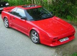 eNigma333s 1987 Toyota MR2