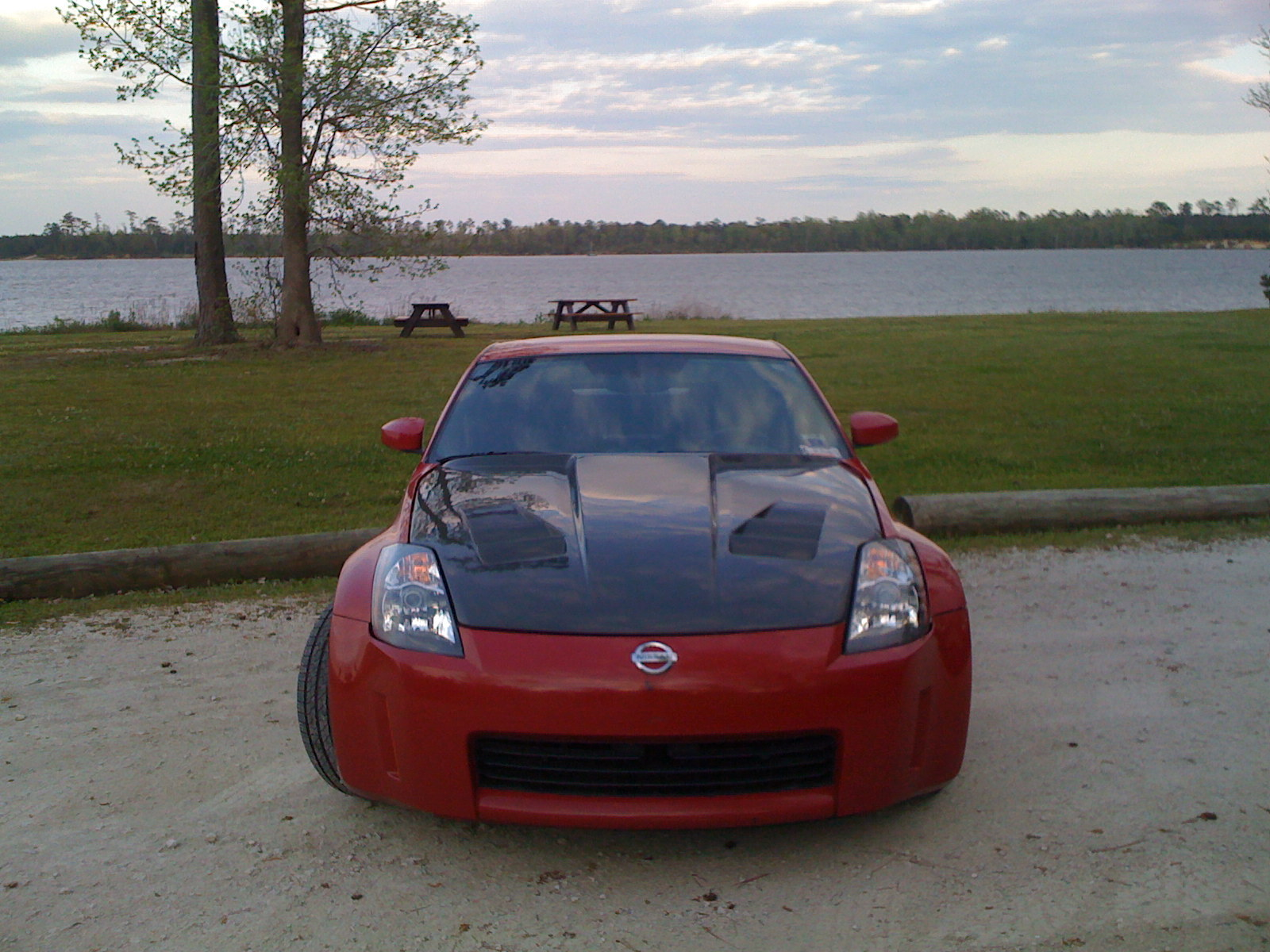 melendez1107 2003 Nissan 350Z Specs, Photos, Modification ...