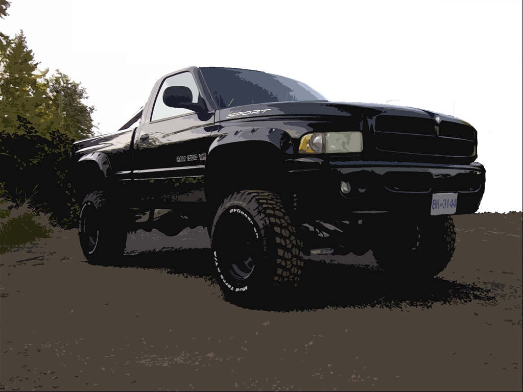 "1999 Dodge Ram 1500 Regular Cab ""Magnum"" - Vancouver Island, BC owned ..."