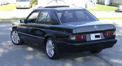 2Smooves 1992 Mercedes-Benz 190-Class