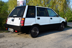 GrafKroetes 1986 Honda Civic