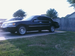 FordRydas 1998 Lincoln Town Car