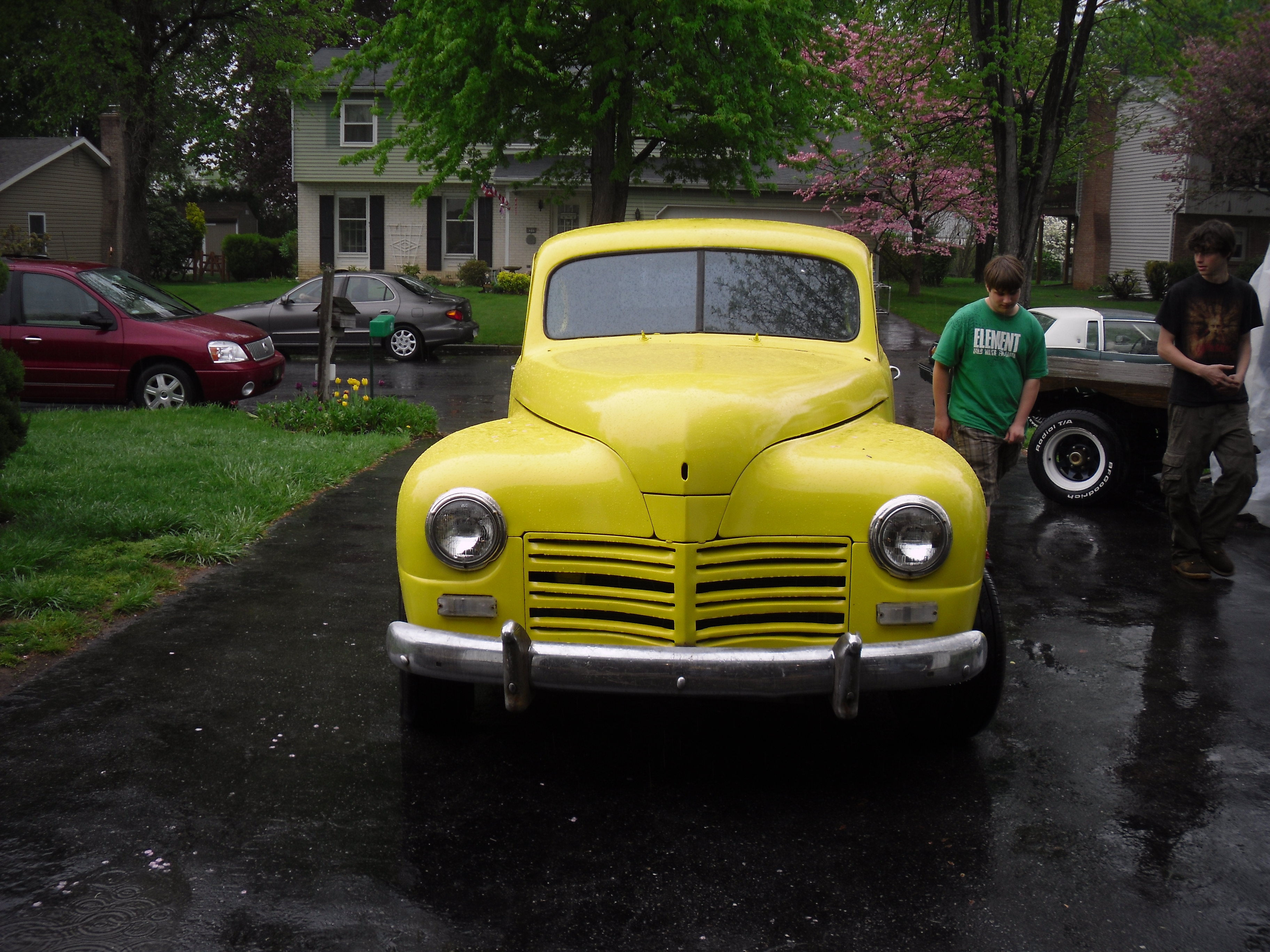 philstad28 1947 Plymouth Deluxe