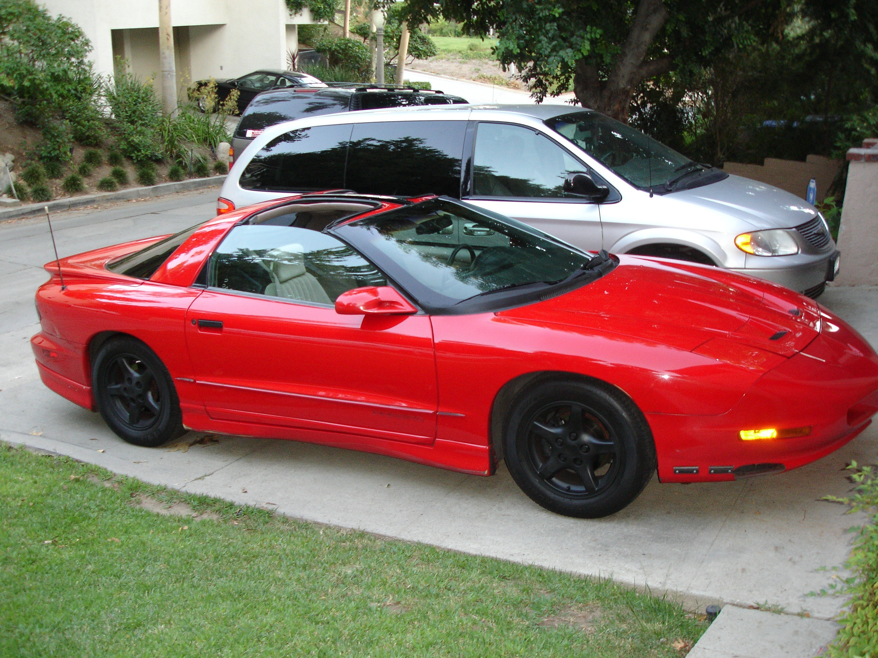 Alucero 1997 Pontiac Firebird Specs Photos Modification