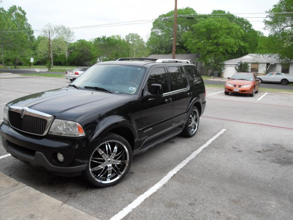 gtown21 2004 lincoln aviator specs photos modification. Black Bedroom Furniture Sets. Home Design Ideas