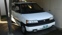 JamesOppegards 1993 Mazda MPV