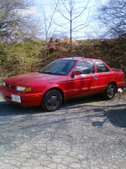 whitenissan93s 1991 Nissan Sentra