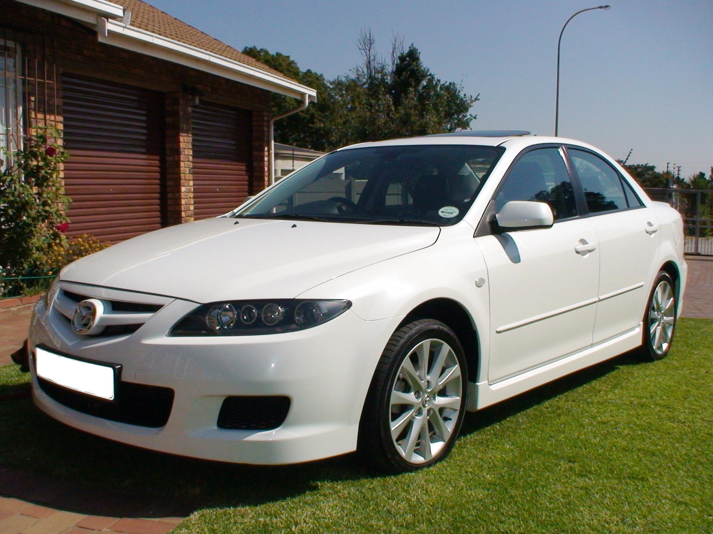Joejuly 2007 Mazda Mazda6 Specs Photos Modification Info At Cardomain
