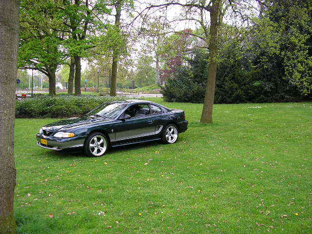 Another vtbaby 1995 Ford Mustang post... - 13039097