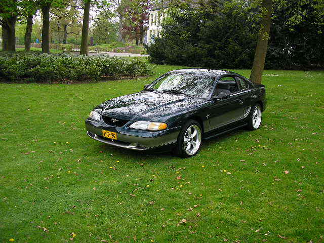 Another vtbaby 1995 Ford Mustang post... - 13039098