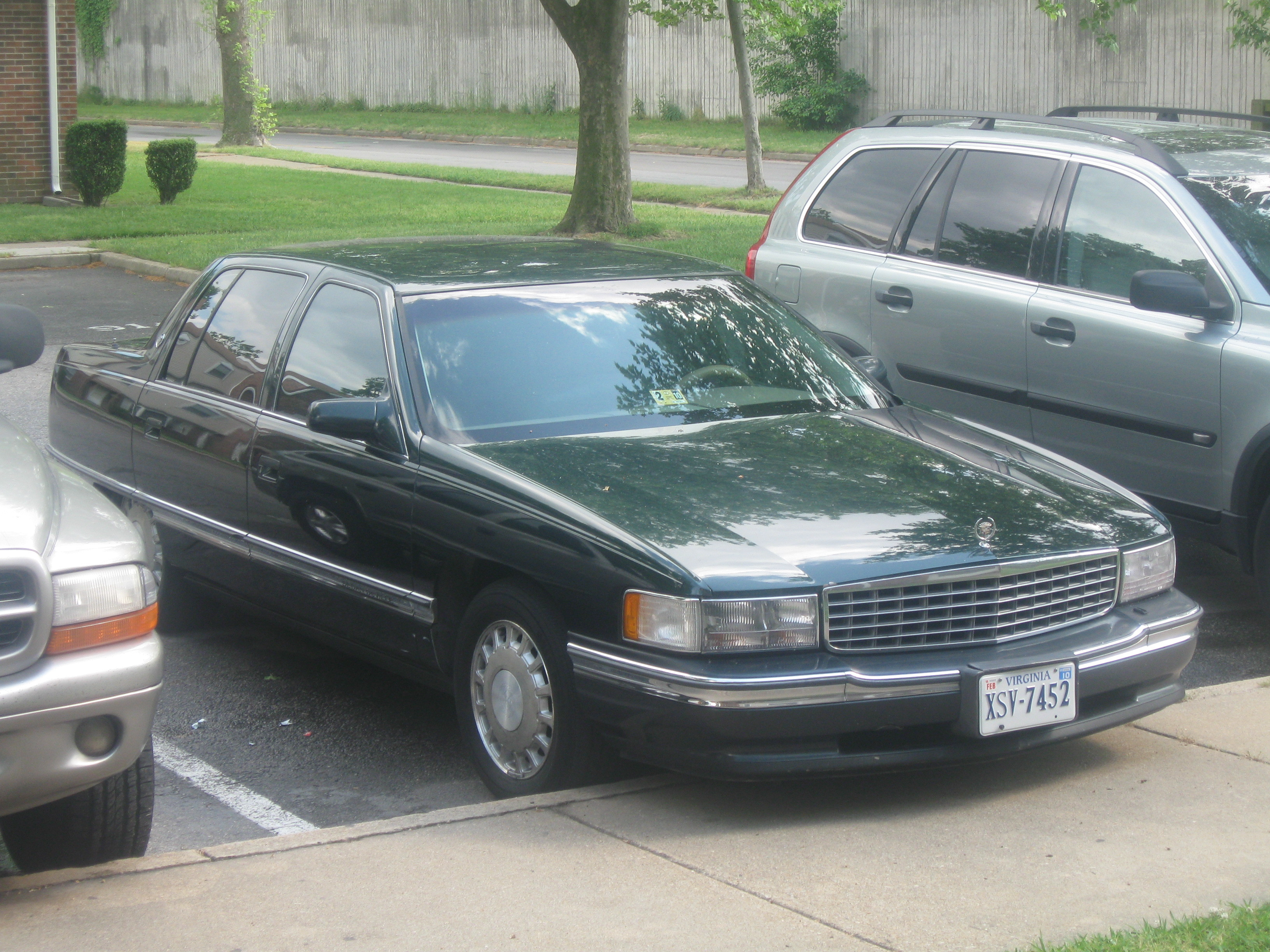 jboogie757 39 s 1996 cadillac deville in norfolk va. Cars Review. Best American Auto & Cars Review