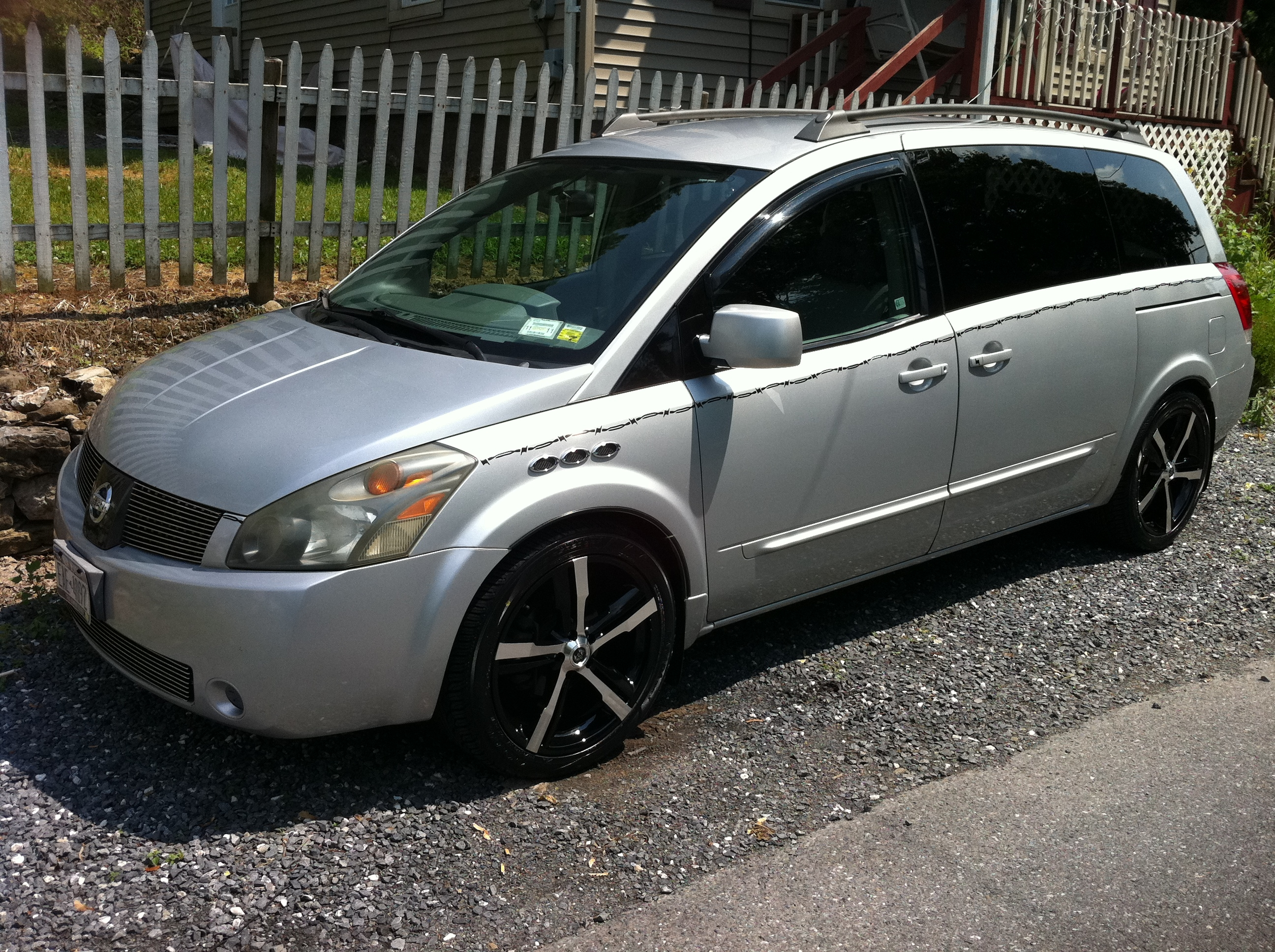 blade007 2004 nissan quest specs, photos, modification info at