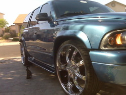DesertTint02s 2002 Dodge Durango