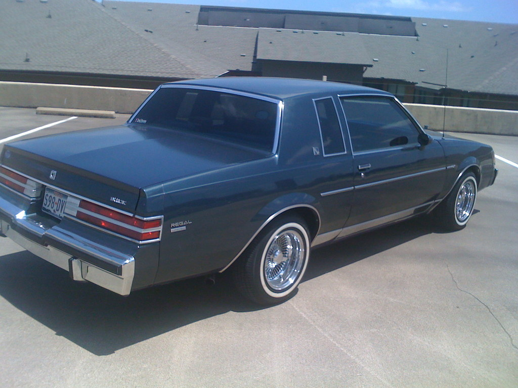 Pastorj 1986 Buick Regal Specs Photos Modification Info