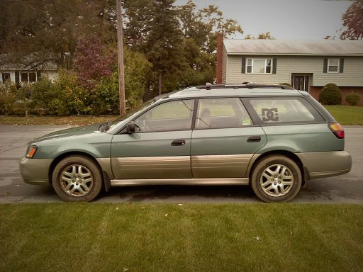 Another kyle214 2001 Subaru Outback post... - 13043215