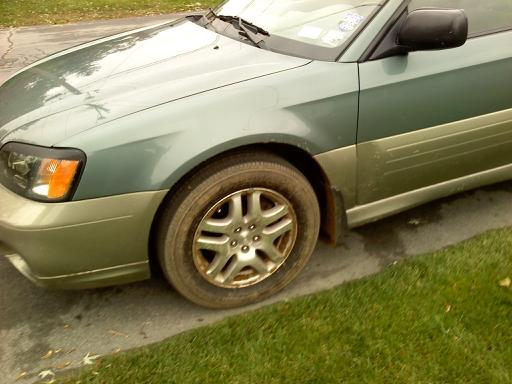 Another kyle214 2001 Subaru Outback post... - 13043217