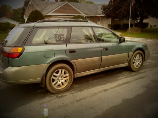 Another kyle214 2001 Subaru Outback post... - 13043218