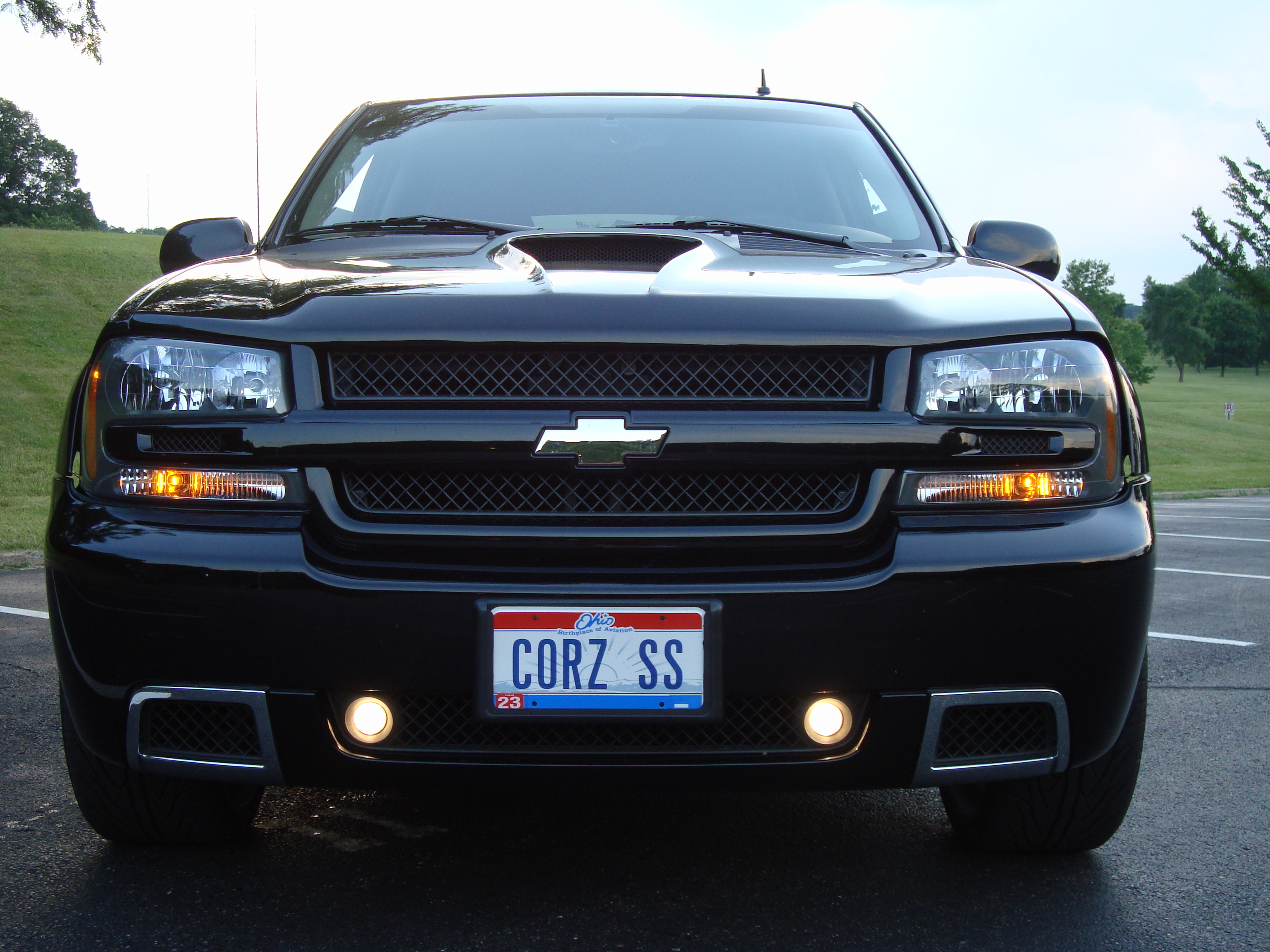 gixxerss14 2007 chevrolet trailblazer specs photos modification