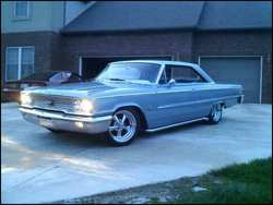 RichShooter 1963 Ford Galaxie
