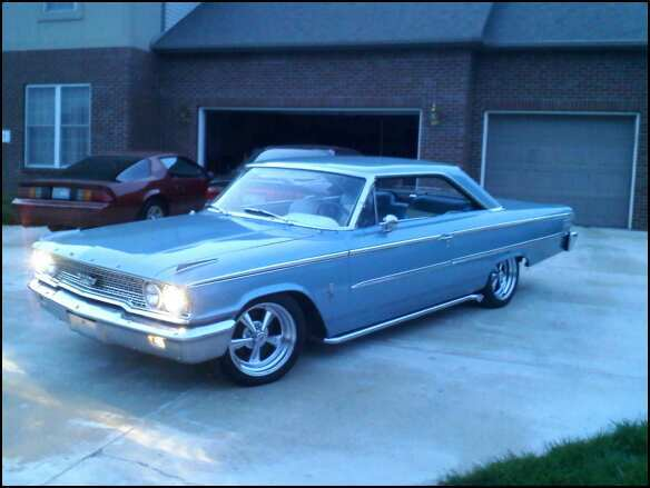Another RichShooter 1963 Ford Galaxie post... - 3020569