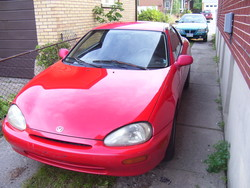 Mx-39s 1996 Mazda MX-3
