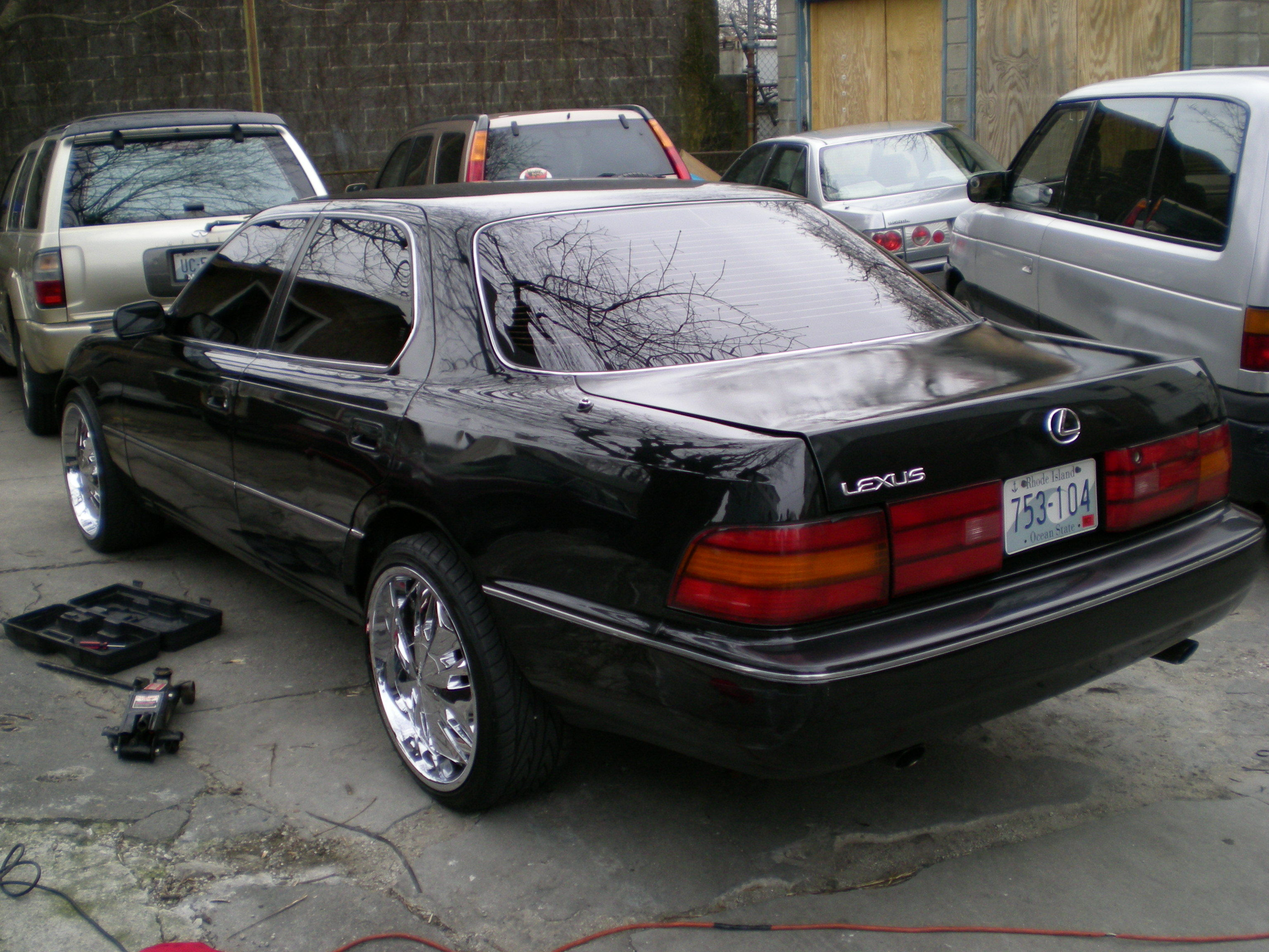 Wondrous Johnny401 1991 Lexus Ls Specs Photos Modification Info At Pabps2019 Chair Design Images Pabps2019Com