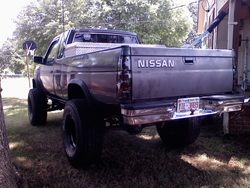 Andysdetailings 1990 Nissan D21 Pick-Up