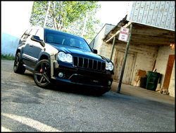 CaptainMcFunk 2009 Jeep Grand Cherokee