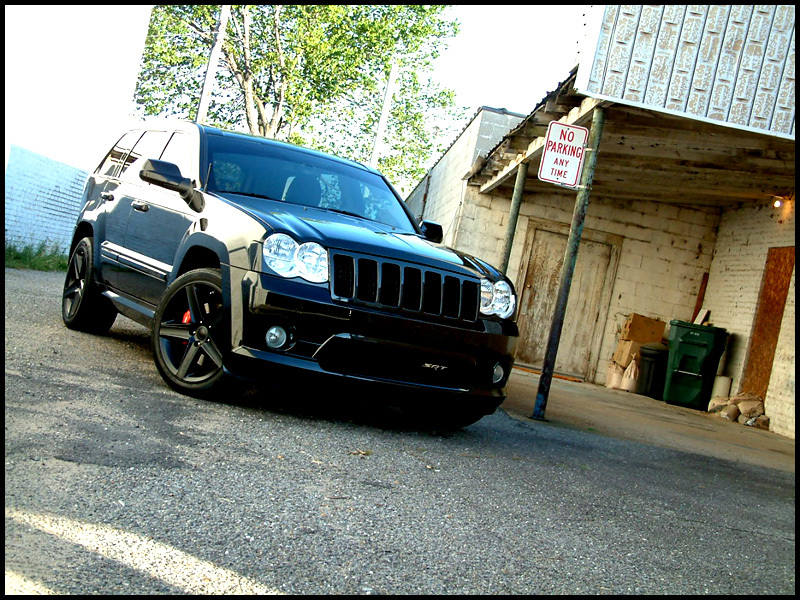 captainmcfunk 2009 jeep grand cherokee specs photos modification info at cardomain. Black Bedroom Furniture Sets. Home Design Ideas