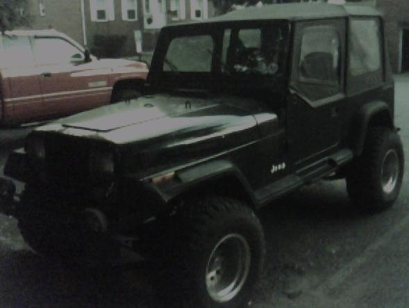 Another Sleepy99 1989 Jeep YJ post... - 13044632