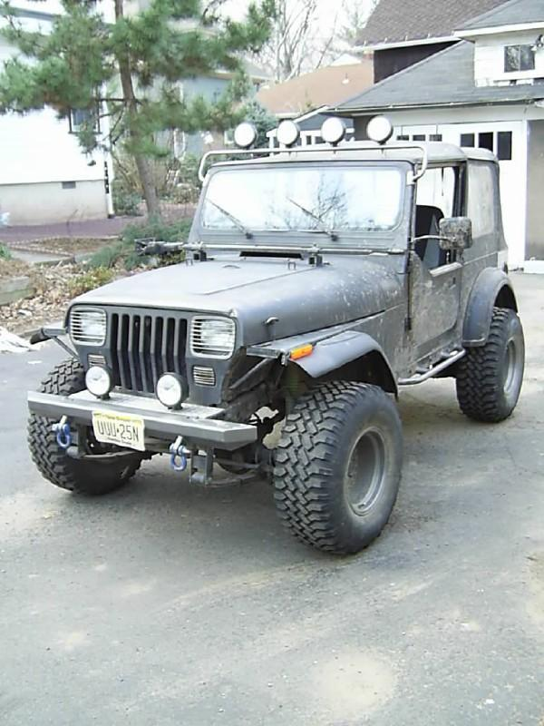 Another Sleepy99 1989 Jeep YJ post... - 13044635
