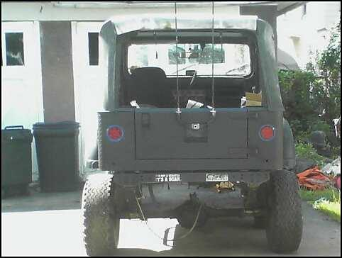 Another Sleepy99 1989 Jeep YJ post... - 13044646