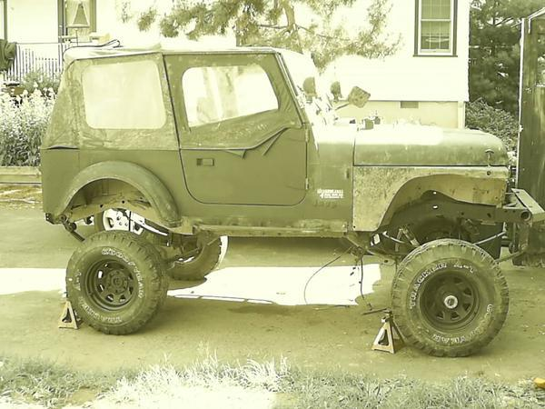 Another Sleepy99 1989 Jeep YJ post... - 13044649