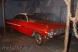 NudeAutomalls 1961 Chevrolet Impala