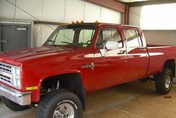 OldSchoolGMs 1988 Chevrolet C/K Pick-Up
