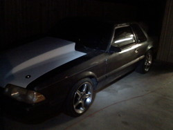 13lakes 1991 Ford Mustang