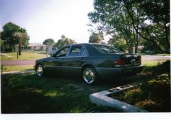 tomw140s 1994 Mercedes-Benz S-Class