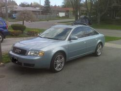 RichardHardowar 2004 Audi A6