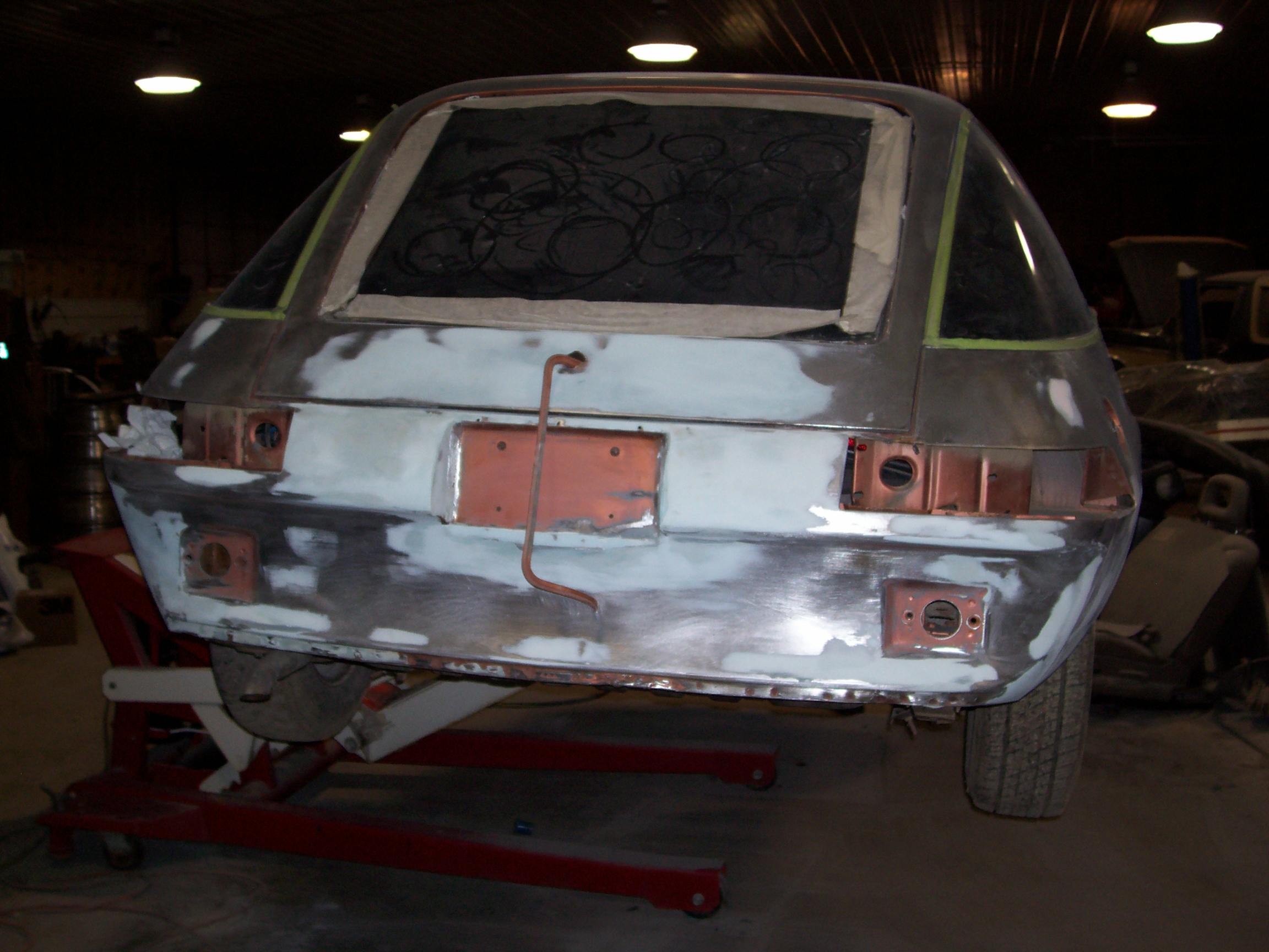 Another Fishbowl 1976 AMC Pacer post... - 13050074