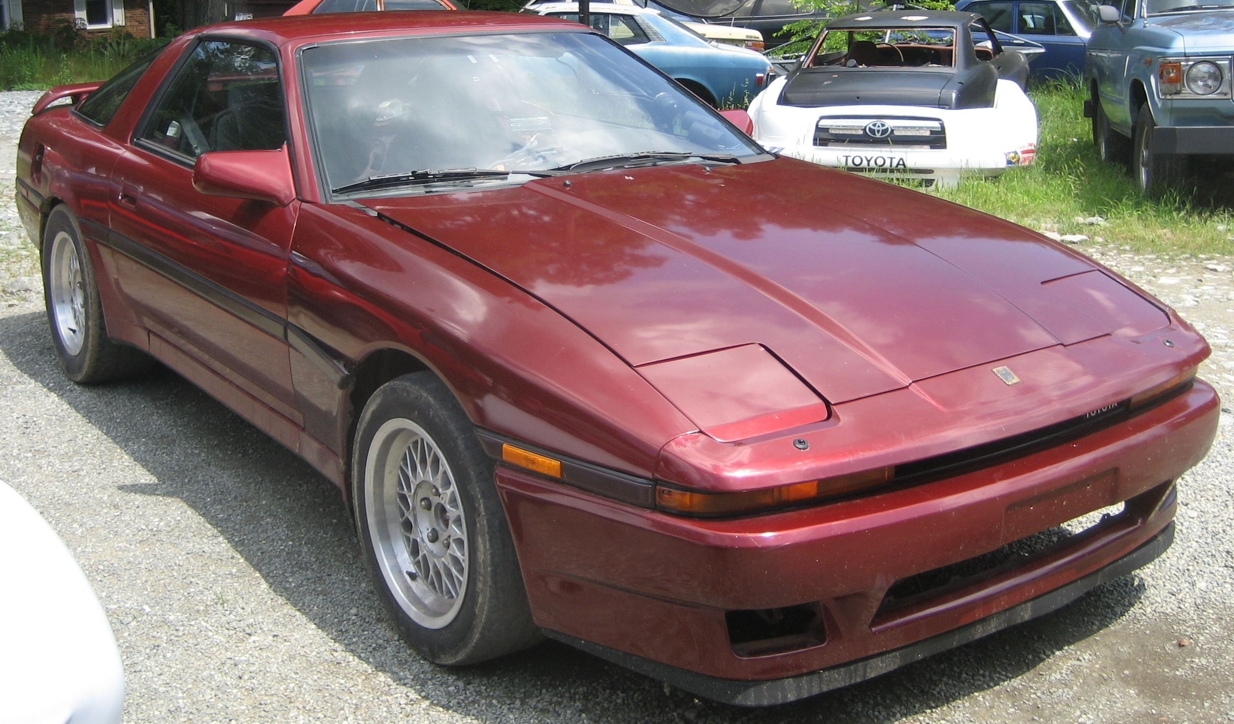 Another toyzunlimited 1988 Toyota Supra post... - 13047753