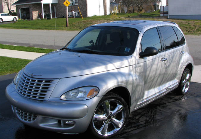 psychotic_g's 2004 Chrysler PT Cruiser