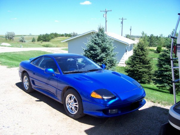 Another Fishbowl 1991 Dodge Stealth post... - 13050047