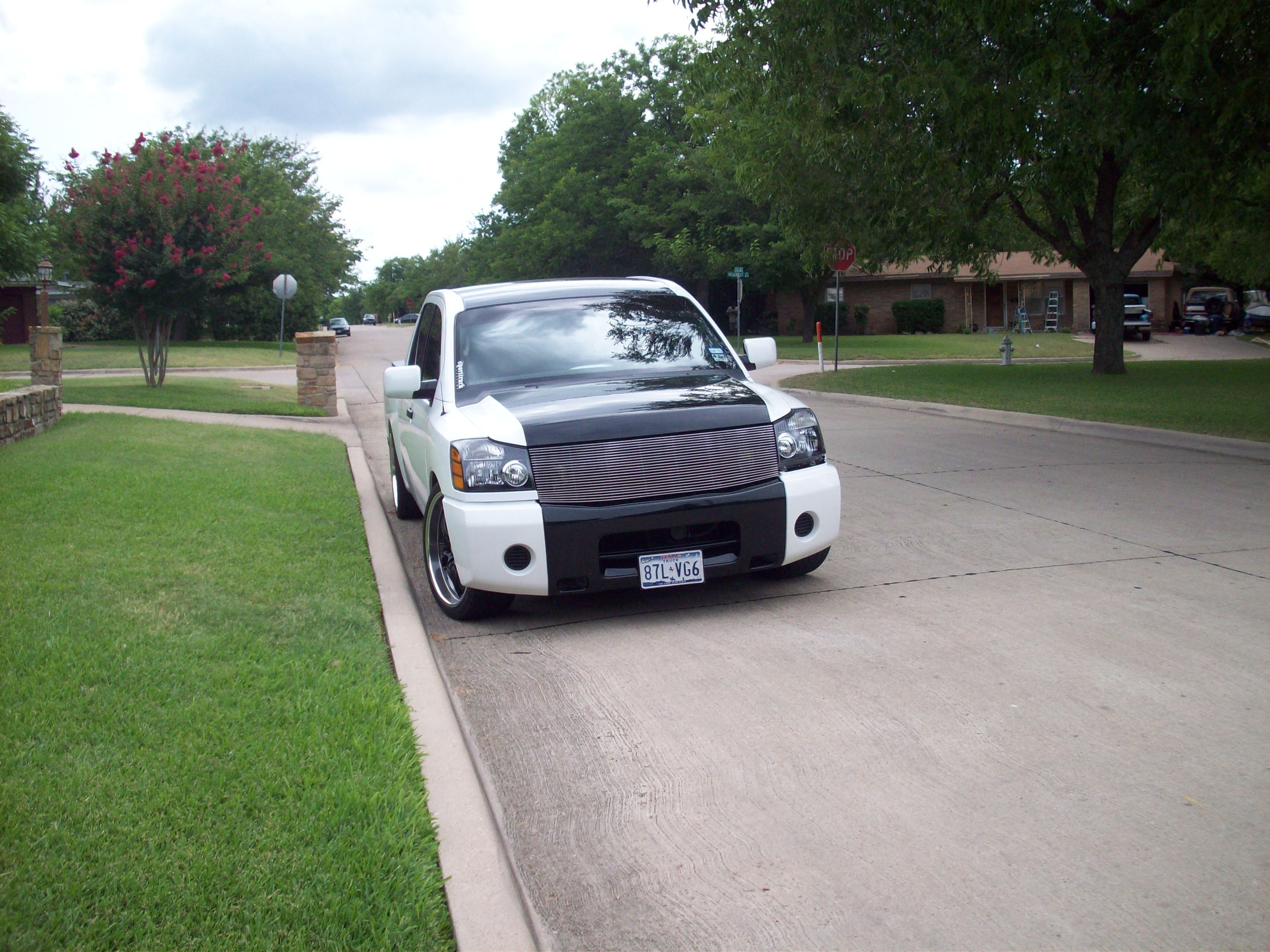Another pimpsterlikewoah 2007 Nissan Titan Crew Cab post... - 13048450