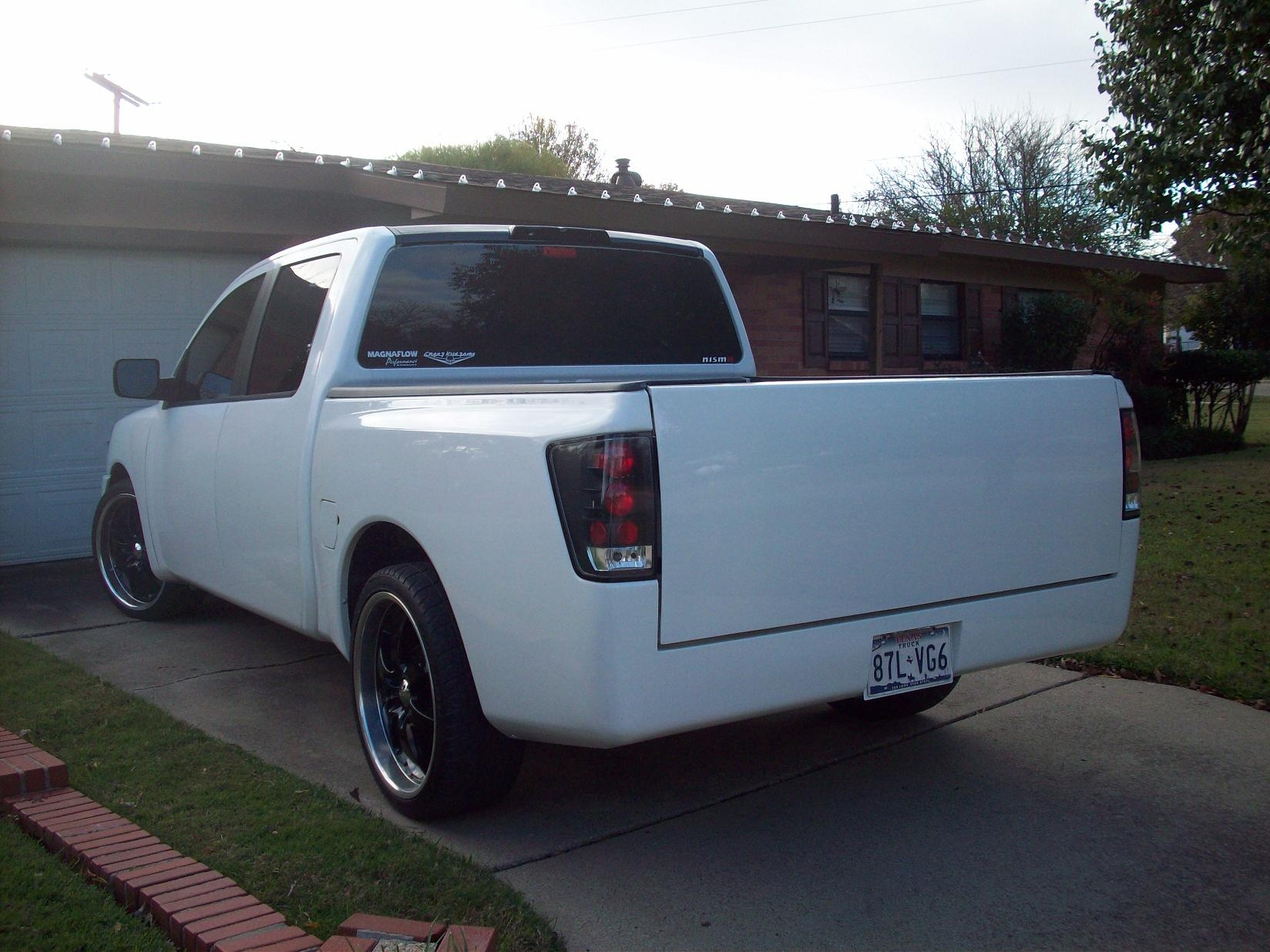 Another pimpsterlikewoah 2007 Nissan Titan Crew Cab post... - 13048460