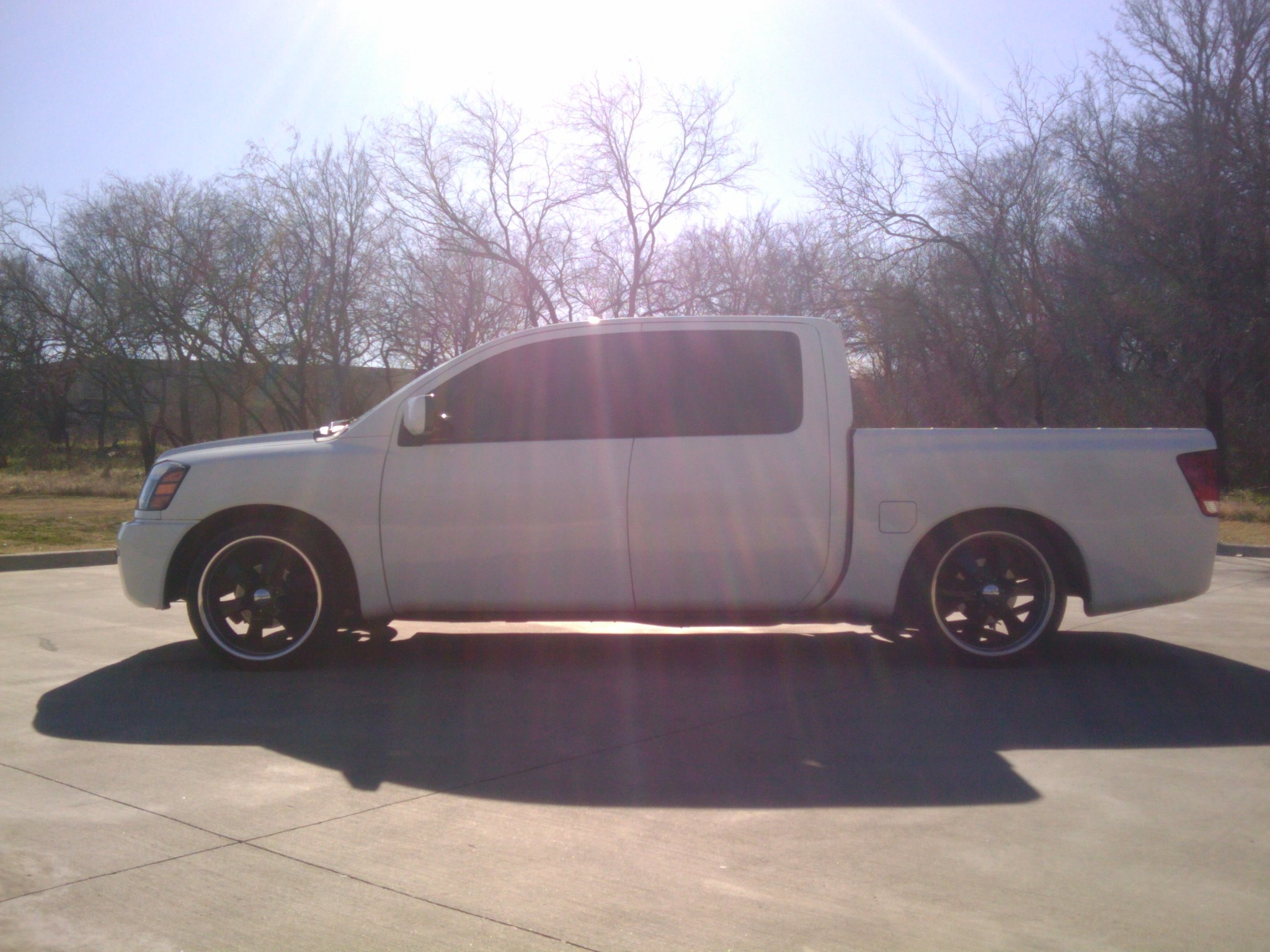 Another pimpsterlikewoah 2007 Nissan Titan Crew Cab post... - 13048464